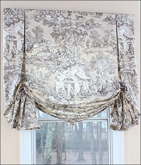 London Roman Shade  Fabric Custom Shade Decorating
