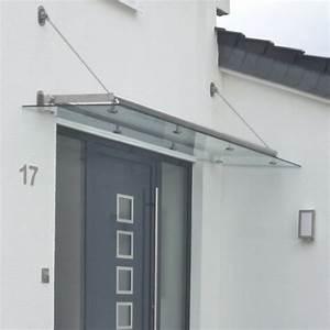 Vordach Glas Edelstahl : vordach aus glas mit rohrahmen aus edelstahl ~ Whattoseeinmadrid.com Haus und Dekorationen