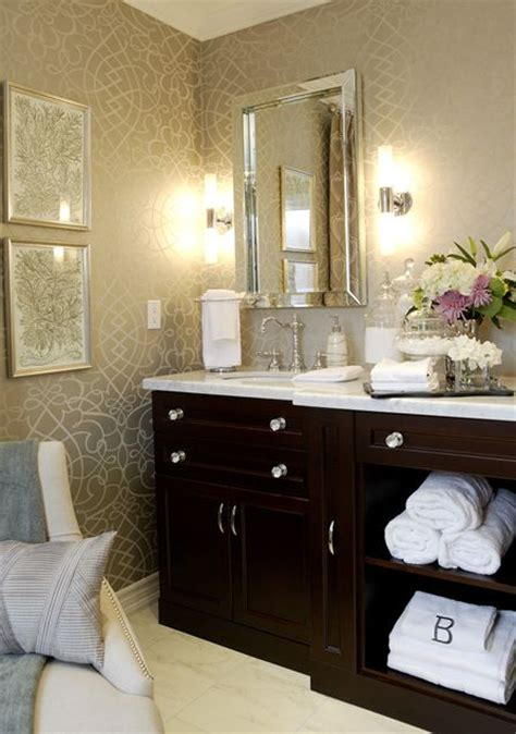 Espresso Bathroom Cabinets