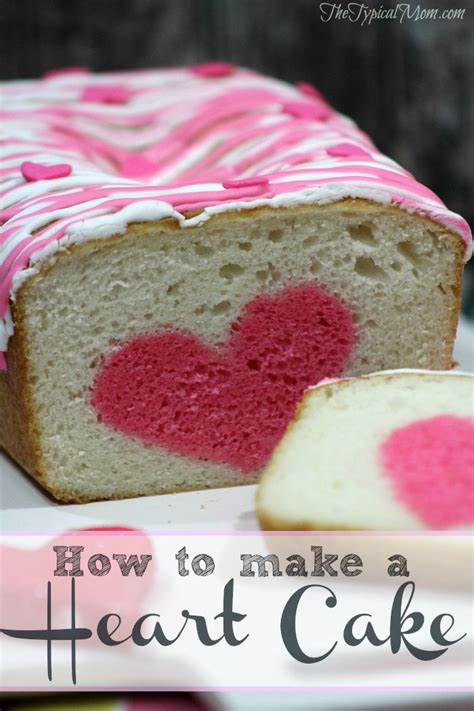 how to make caks surprise cake 183 the typical mom