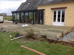 Terrasse En Bois Composite Prix : terrasse en bois composite mb creation ~ Edinachiropracticcenter.com Idées de Décoration
