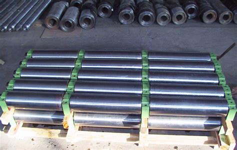 continuous casting machinery rollers