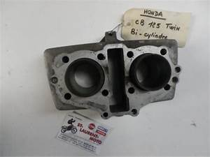 Pieces Moto Honda : cylindre nu 125 cb twin honda pi ce moto occasion p48121 ~ Medecine-chirurgie-esthetiques.com Avis de Voitures
