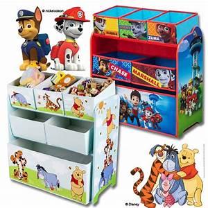 Aufbewahrungsregal Mit Boxen : disney spielzeugkiste spielzeugtruhe spielzeugbox ~ Watch28wear.com Haus und Dekorationen