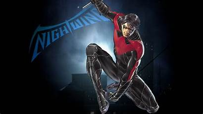 Nightwing Comic Doa Wallpapers Alive Dead Ayane