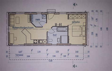 Tiny Häuser Grundrisse by Projekt Mini Haus Leben Im Koffer Xs Mogroach