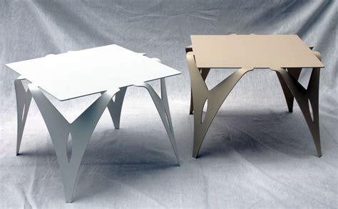 canap m tal bout de canape design bout de canap en verre et pied