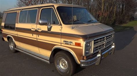 Chevy Van G20 for sale - YouTube
