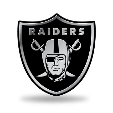 raiders emblem ideas  pinterest raiders