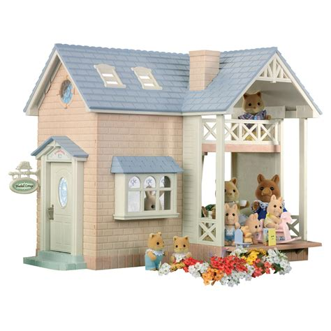 sylvanian families bluebell cottage myshop