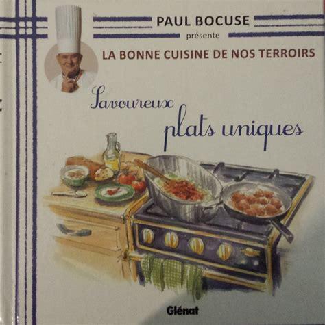 livre de cuisine en ligne achat livre paul bocuse la bonne cuisine de nos terroirs