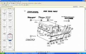 1965 Ford F100 Parts Catalog