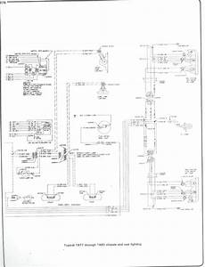 Wiring Diagram  1977 Chevy Van