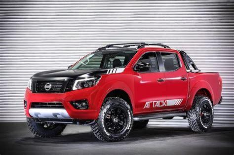 Modifikasi Nissan Navara by Inspirasi Modif Nissan Navara Ala Frontier Attack Concept