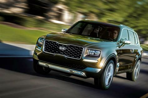 When Does The 2020 Kia Telluride Come Out by When Does The 2020 Kia Telluride Come Out In The U S