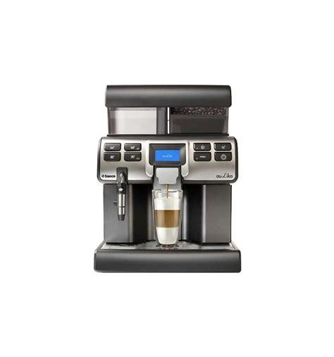 machine à café grande capacité pour collectivités et bureaux machine a cafe saeco aulika mid