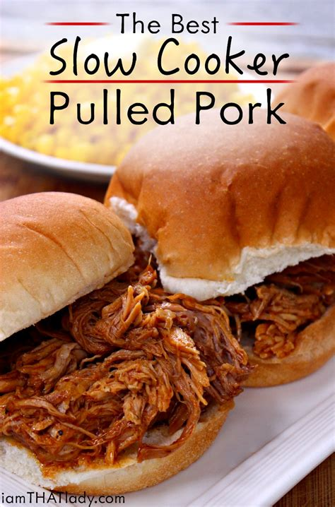 crock pot recipe for pulled pork crockpot pulled pork can be just as as the smoked version