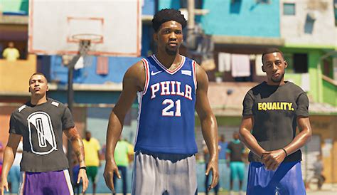 NBA Live 19 Announces 76ers Star Joel Embiid As its Cover ...