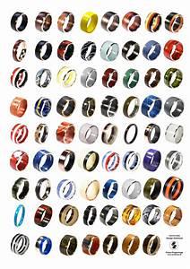 Elektrische Leitfähigkeit Berechnen : feine fingerringe sondermaterial edelholz fingerschmuck ringe aussergew hnlich stabilisiertes ~ Themetempest.com Abrechnung