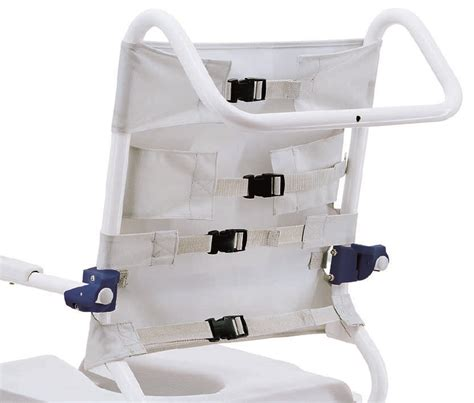tilt in space shower and commode chair with wheels