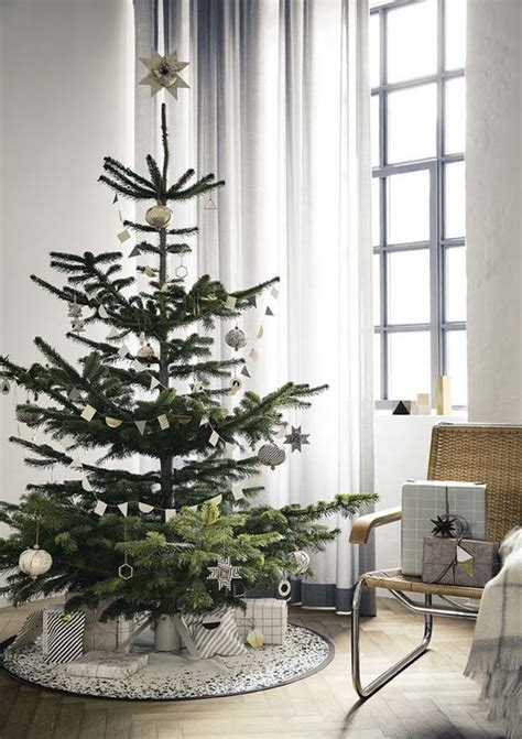 contempory xmas tree toppers to make top scandinavian decorations