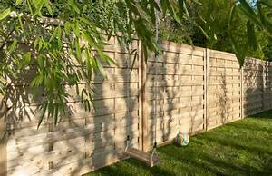 Comment Poser Une Cloture : comment installer des panneaux de jardin pr mont s castorama ~ Melissatoandfro.com Idées de Décoration