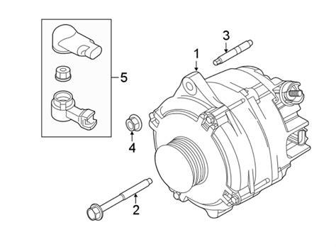 Ford Explorer Alternator Amp Liter Non