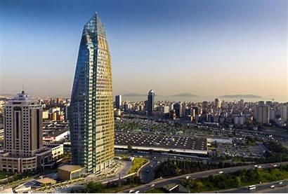 Tower Allianz Istanbul Projeleri Ofis Arkitera Turkey