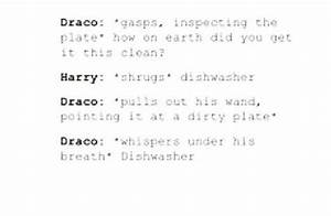AW I CAN IMAGIN... Drarry Book Quotes
