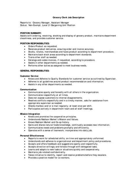 Sle Resume For Clerical Support by 100 Office Clerk Resume Exles Receiving Clerk Description Resume 28 Images 100