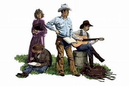 Cowboy Symposium Cowboys National Participate Visit