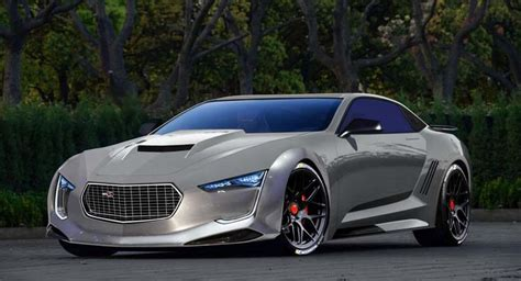 New Chevy Concept Cars by 2016 Chevy Camaro Concept Car Concept Cars