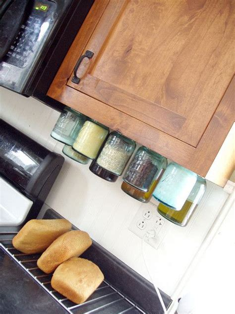 organizing a small kitchen 1271 best crafts bottle jar crafts images on 3788