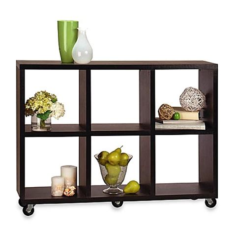 Bookcase Console Table by Mobile Bookcase Console Table Bed Bath Beyond