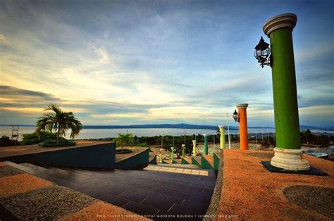 tempat wisata menarik  kota baubau buton yuk piknik
