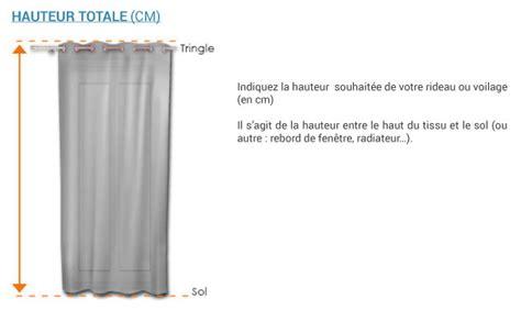 rideau de sur mesure rideau voilage rideaux sur mesure stores discount