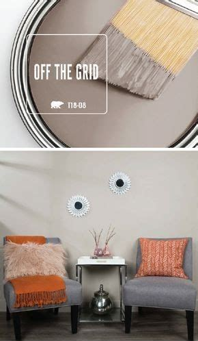 Home Decorating: A fresh coat of BEHR Paint in Off The ...
