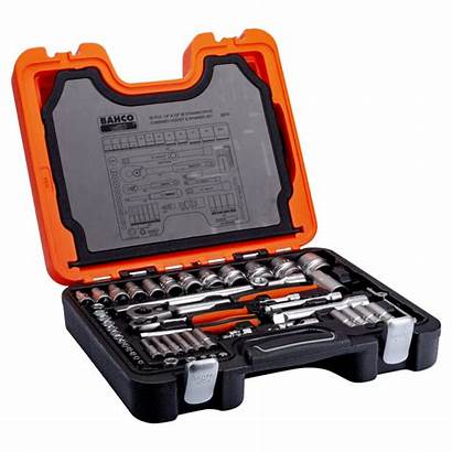 Bahco Socket S910 Drive Spanner Combination Gola