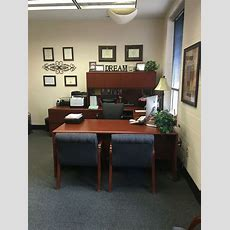 Principal's Office Decor Make Over  Office Decor
