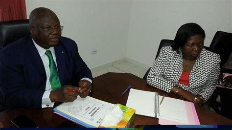 depart du bureau d echange education nationale rencontre avec les syndicats florentin moussavou 233 change avec le bureau du