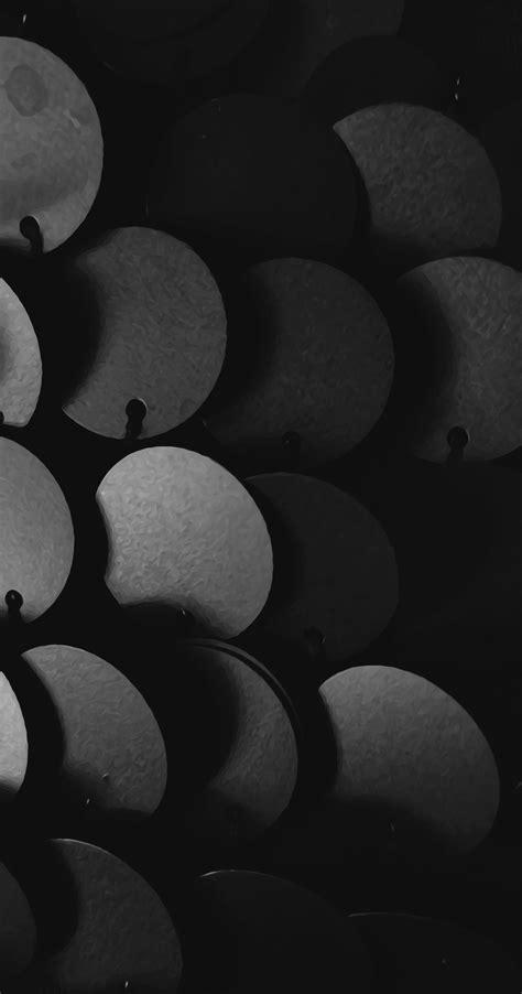 koleksi terbaru background abstrak hitam putih keren hd