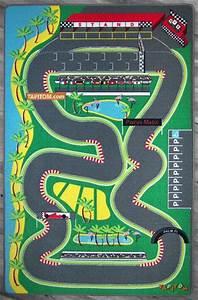 Tapis De Voiture Enfant : tapitom tapis jeu circuit de voiture fourmule1 f1 130 x 200 cm ~ Teatrodelosmanantiales.com Idées de Décoration