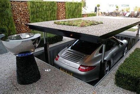 Safety Underground Garage  Home Design, Garden