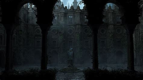 statue inside building hd aesthetic wallpapers hd