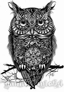 Owl Tattoo Design Pictures to Pin on Pinterest - TattoosKid