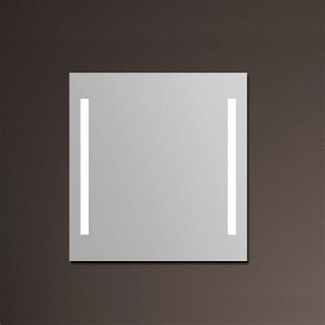 miroir lumineux salle de bain anti bu 233 e 75x80 cm