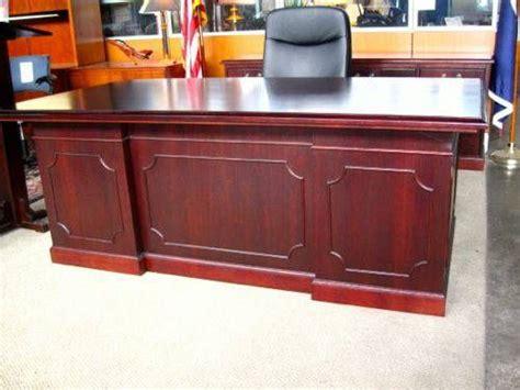 kimball presidential series desk set refinished