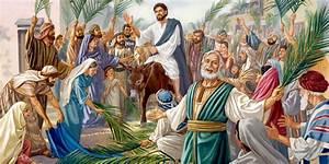 The King Enters Jerusalem on a Colt — Watchtower ONLINE ...