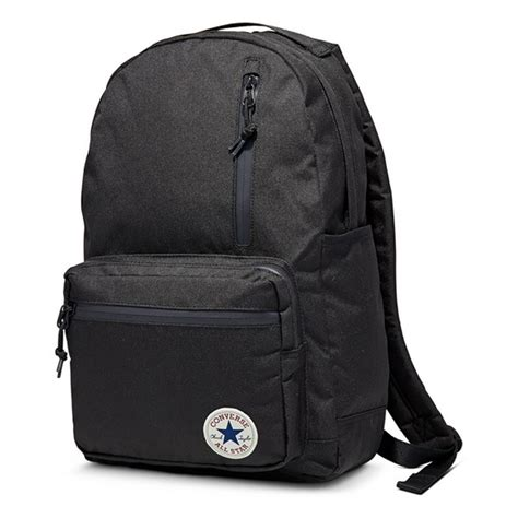 Converse Go Backpack Bags in Black
