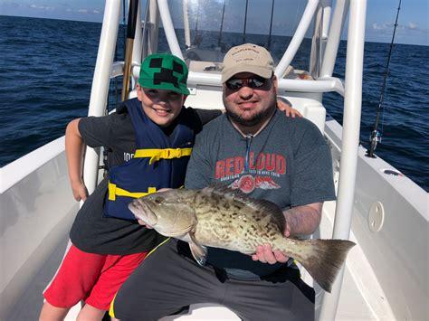 florida destin fishing report charters inshore comments